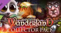 Раздача: https://marvelousga.com/giveaway.php?id=528 Игра в стиме (бесплатная): http://store.steampowered.com/app/545820/Wanderland/ DLC (129 pуб): http://store.steampowered.com/app/700680/Wanderland_Collector_Pack/ Смотрите также: Моды для игр.