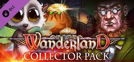 Раздача DLC Collector Pack для Wanderland
