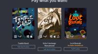 Ссылка на сам бандл: https://www.humblebundle.com/day-of-the-devs-2017 Как обычно, за 60 рублей можно купить 3 игры, одна из них легендарный квест Grim Fandango, остальные имеют также очень позитивные отзывы. Grim Fandango: http://store.steampowered.com/app/316790/Grim_Fandango_Remastered/ […]